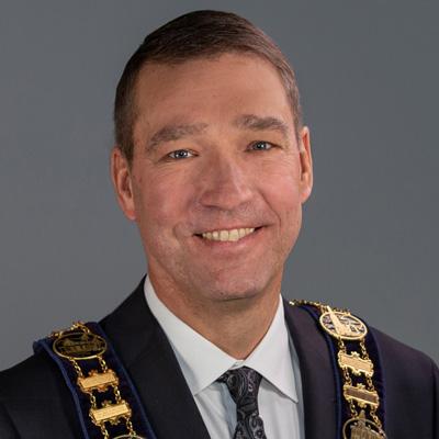 Mayor John Taylor, Town of Newmarket