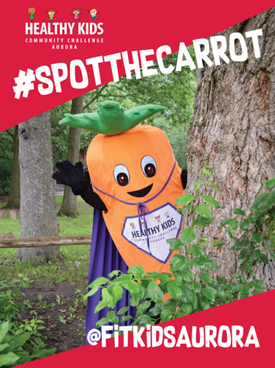 Spot the Carrot Contest