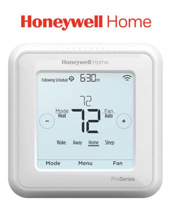 Honeywell T6 Pro Smart Thermostat